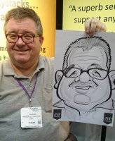 Wedding Caricature Artists Liverpool Warrington